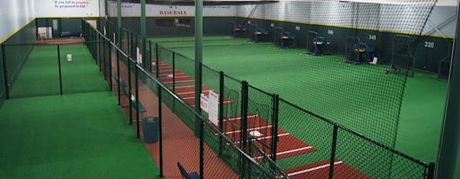 Artificial Turf For Sports Batting Cage Turf